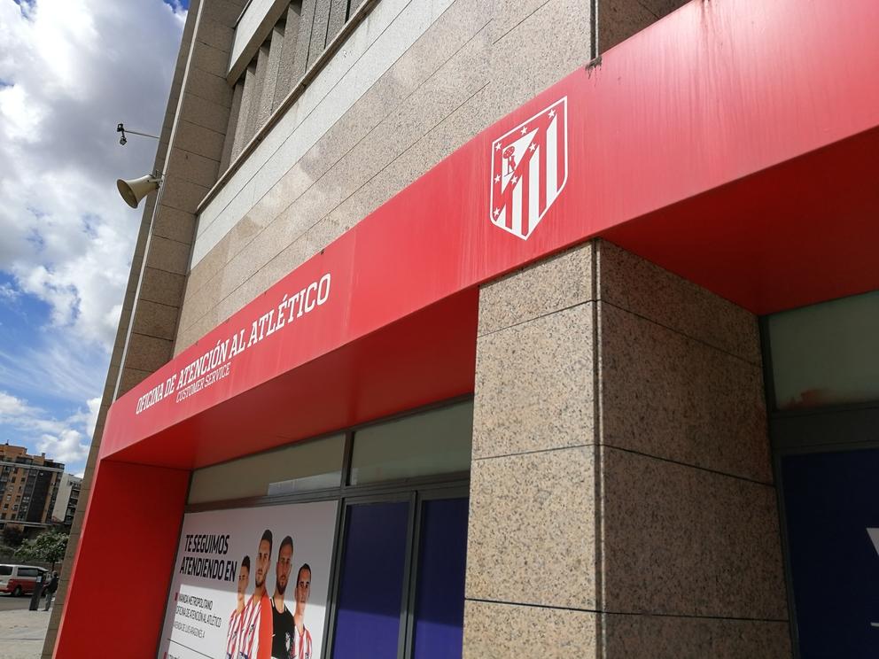 Atletico de Madrid outdoor